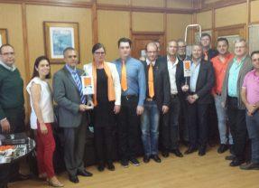 Reunión de Astracan y Fenadismer con la Asociación de Transportistas Suecos